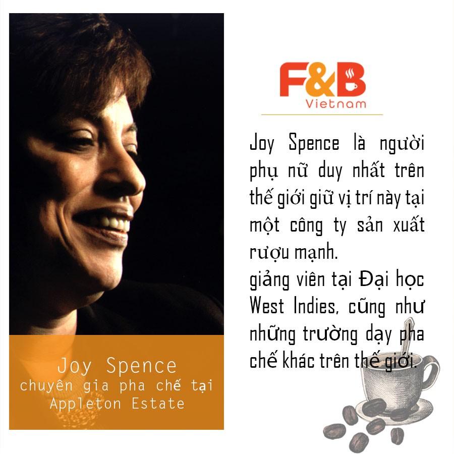 Joy Spence