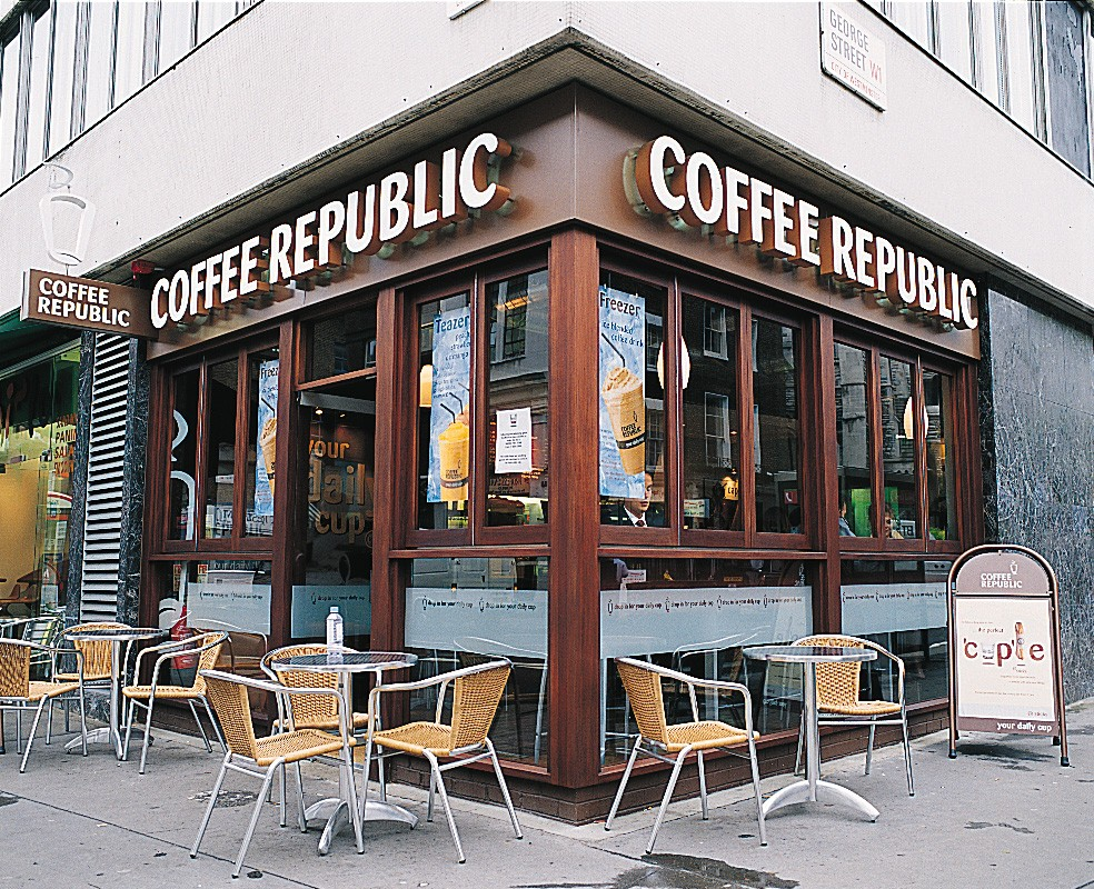 Coffee Republic Shop