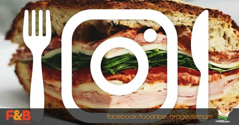 Làm Instagram Marketing cho nhà hàng sao cho chuẩn