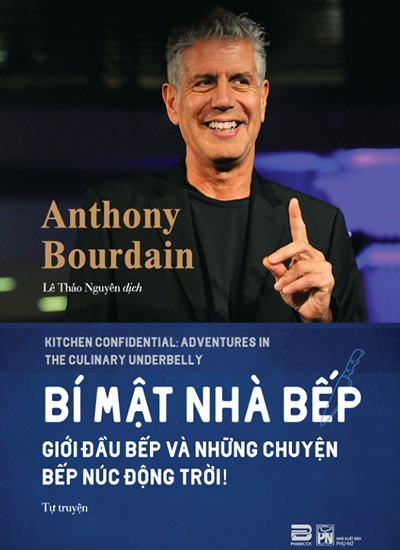 Tự truyện Anthony Bourdain (kỳ hai); Những lời nguyền rủa ở trường học đầu bếp
