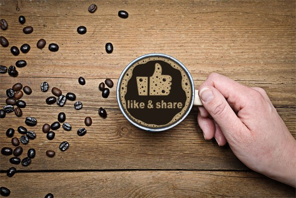Coffee Social Media Marketing