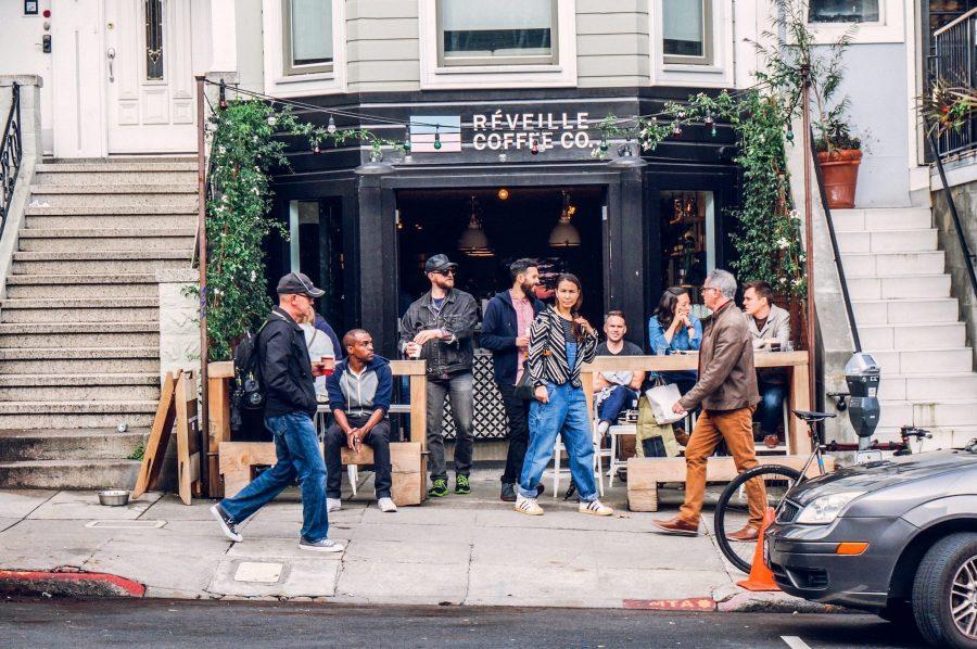Reveille Coffee Castro
