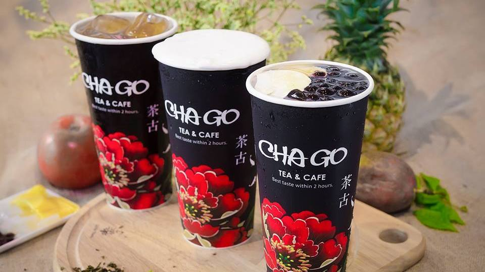 Chago Tea Cafe Sale 15 11 2017