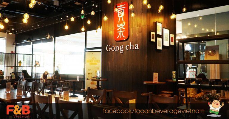 Nhượng quyền trà sữa và câu chuyện nhượng quyền của Gong Cha