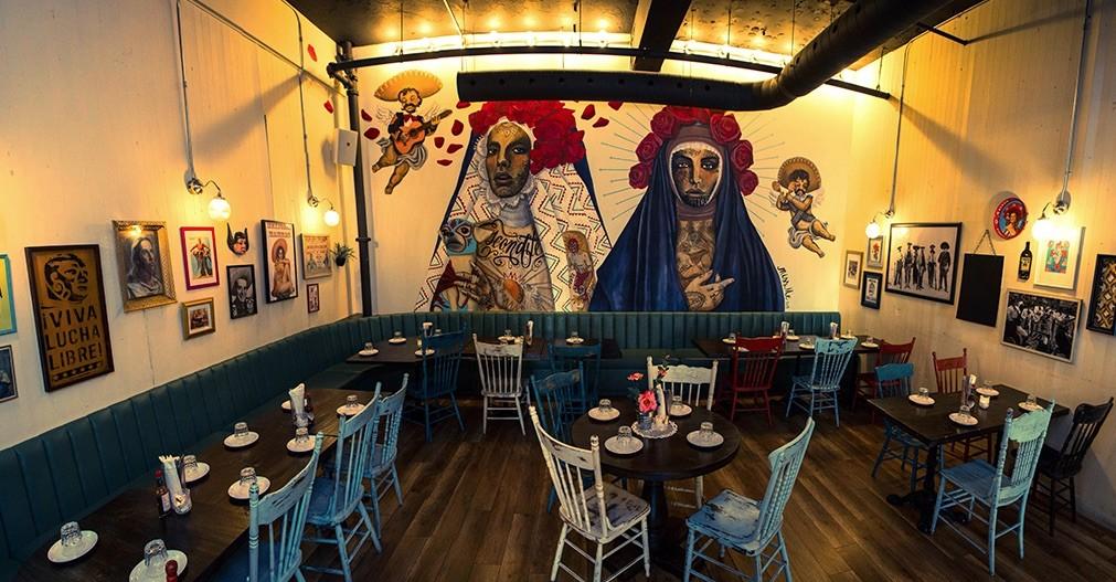 New Restaurants Escondite