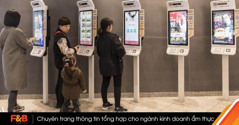 """KFC Trung Quốc """"nâng tầm"""" trải nghiệm, order bằng trí tuệ nhân tạo, thanh toát bằng Face ID?"""