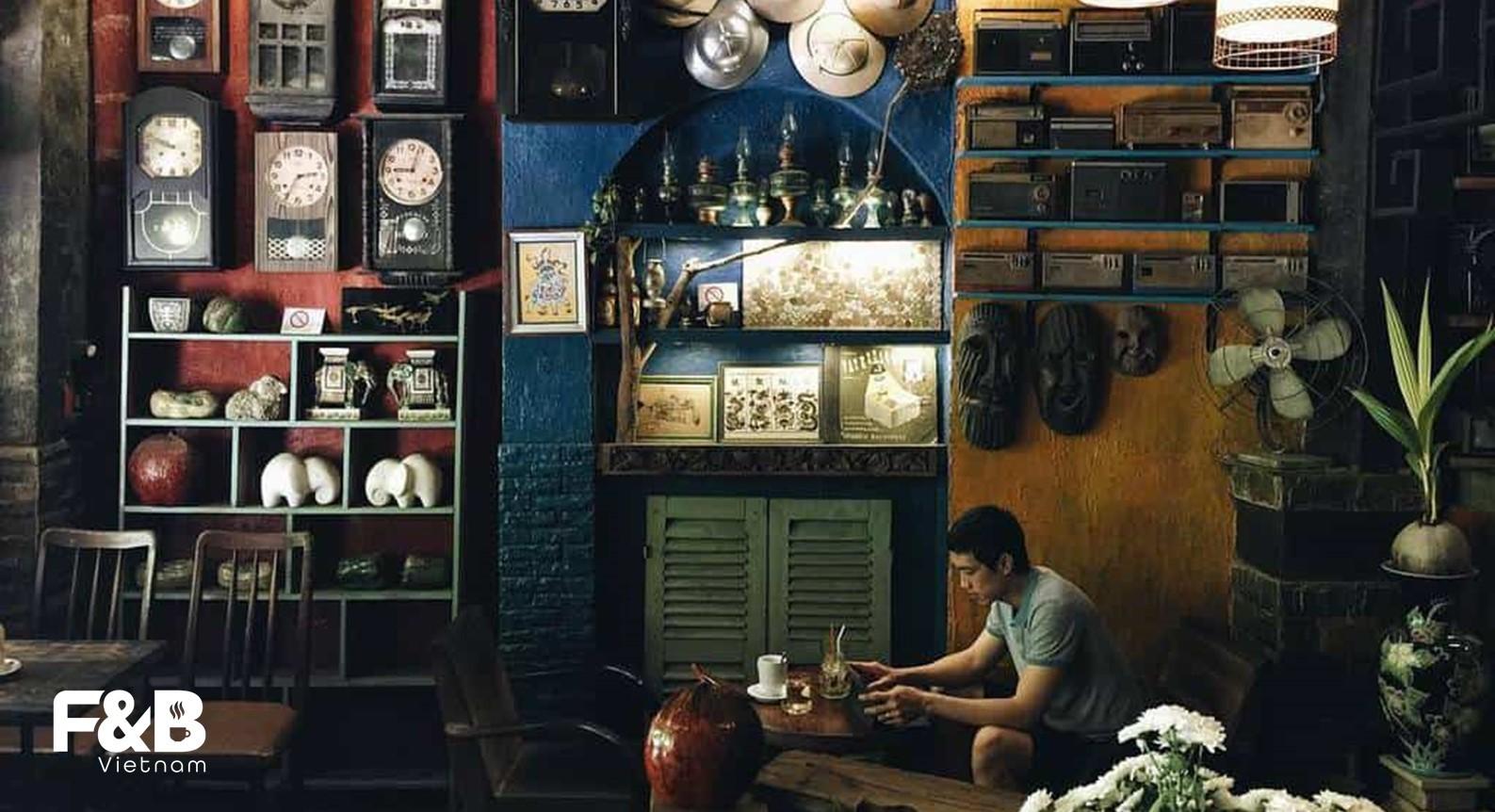 Nhạc quán cà phê phù hợp với phong cách