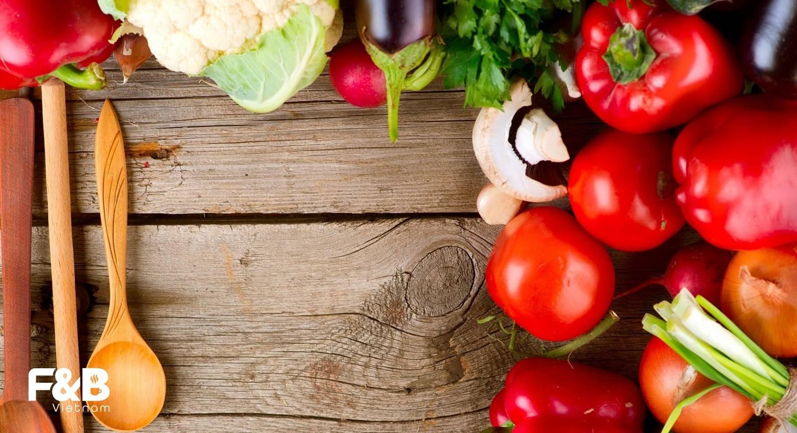 Từ nông trại đến bàn ăn - ý tưởng kinh doanh nhà hàng