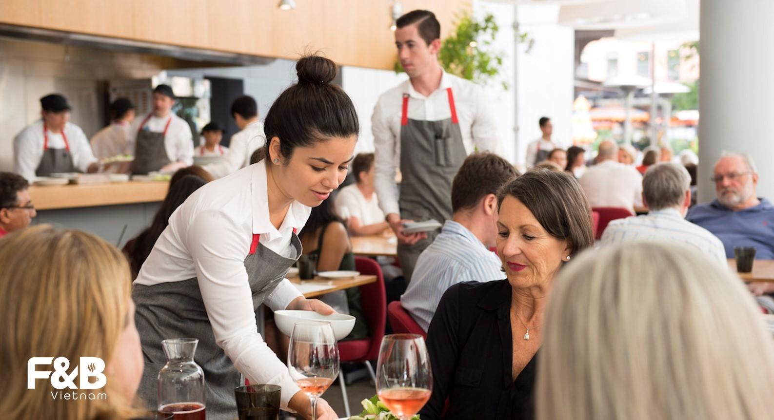 quản lí quy trình trong quản lí vận hành nhà hàng