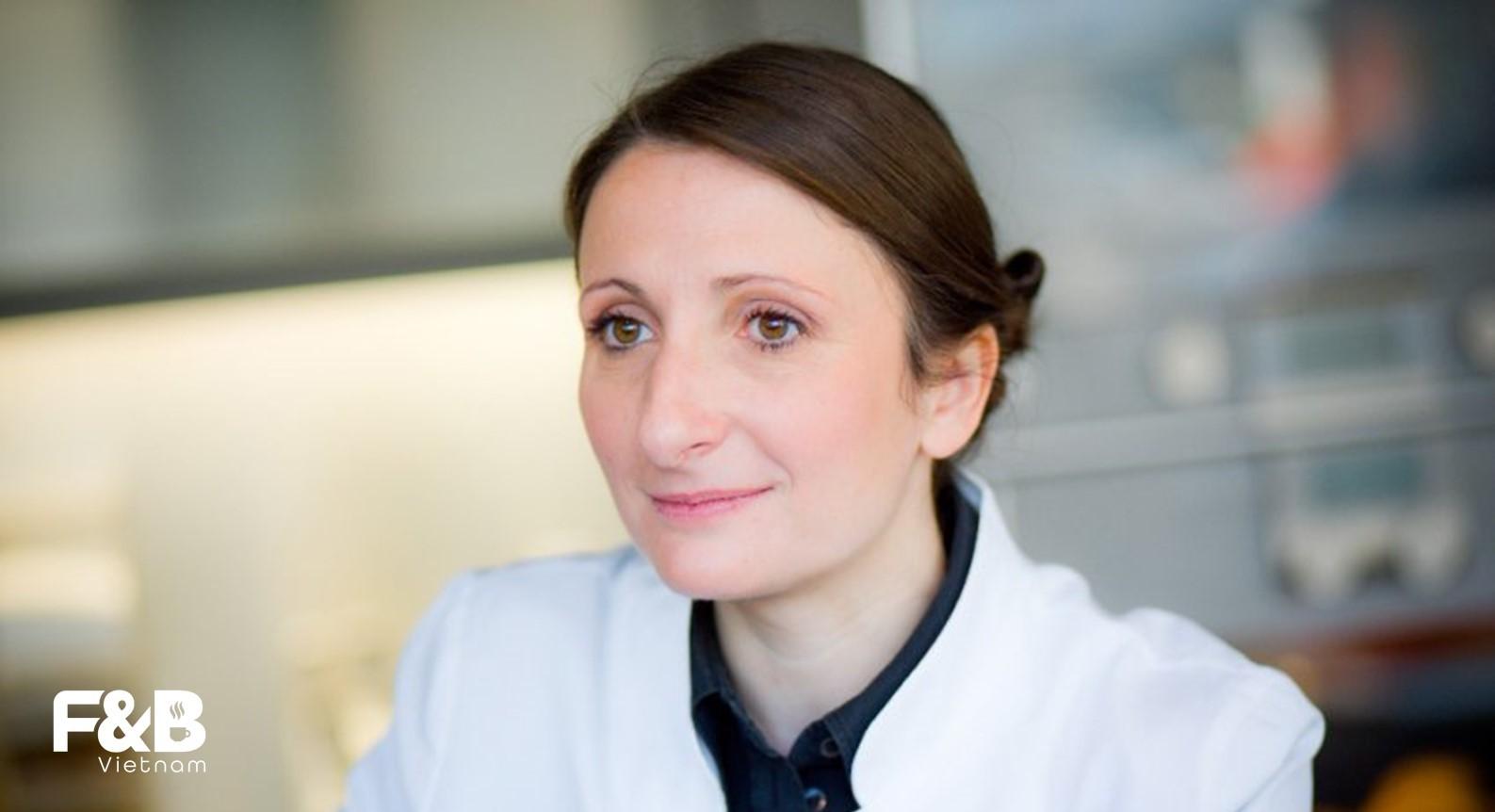 Anne-Sophie Pic - Top 10 đầu bếp Michelin