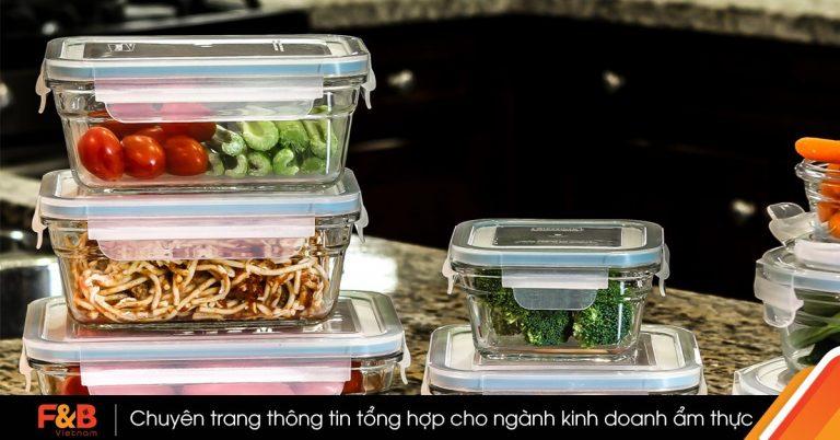 Mẹo bảo quản đồ ăn dành cho nhà hàng