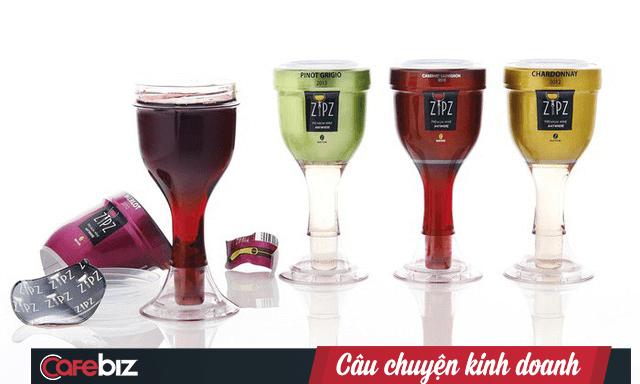 Zipz Wine - Startup bán rượu vang trong túi zip: Ý tưởng xuất chúng trở thành thương vụ lớn nhất lịch sử Shark Tank Mỹ, nay chỉ là tấm gương thất bại trong dẫn chứng của shark Bình FnB Việt Nam