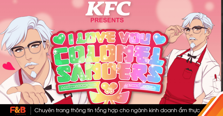 """Giờ đây KFC còn cho phép khách hàng """"hẹn hò"""" cả đại tá Sanders"""
