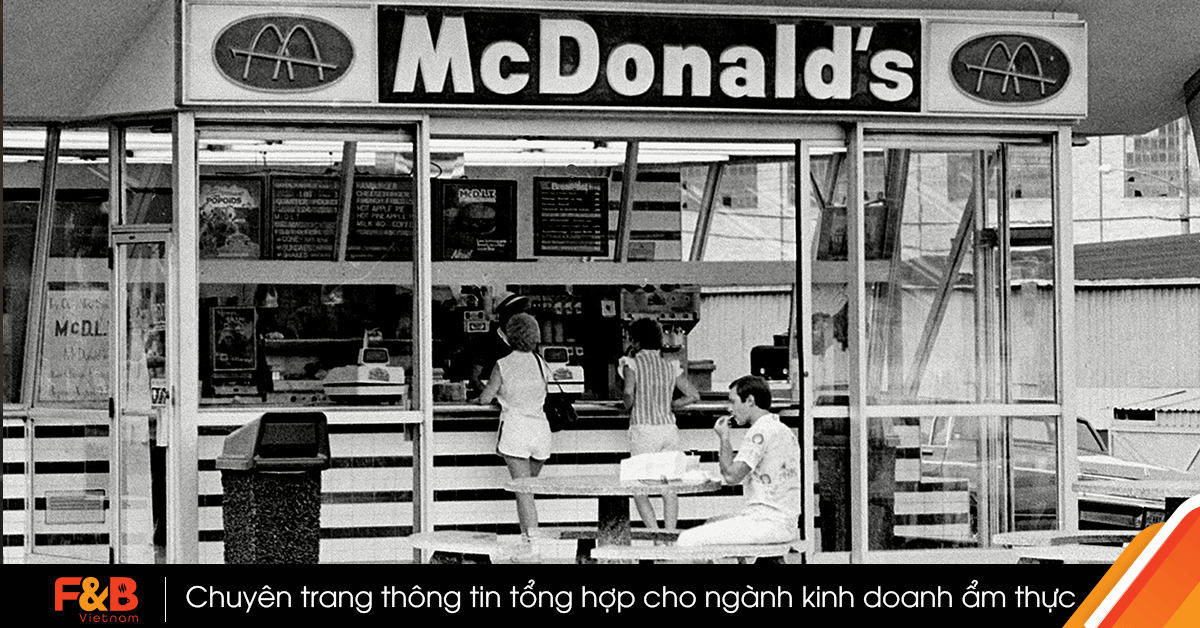 Mcdonald The First