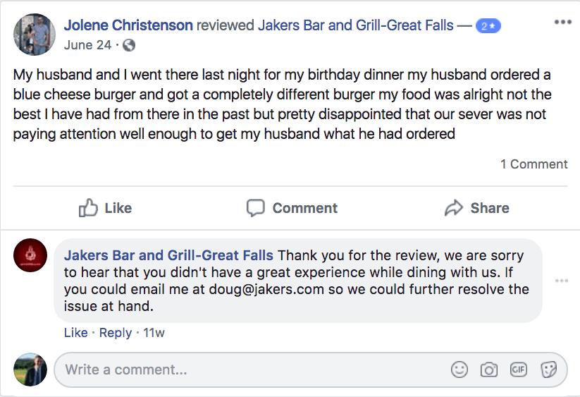 xu lý review tieu cuc
