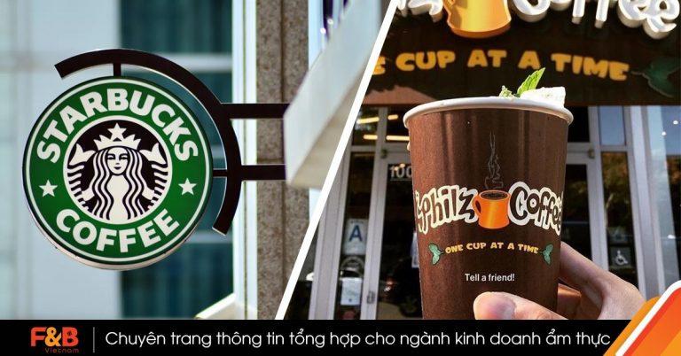 5 bài học kinh doanh cà phê từ Starbucks và Philz Coffee