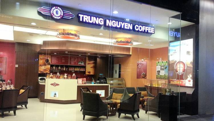Marketing-mix của cà phê Trung Nguyên