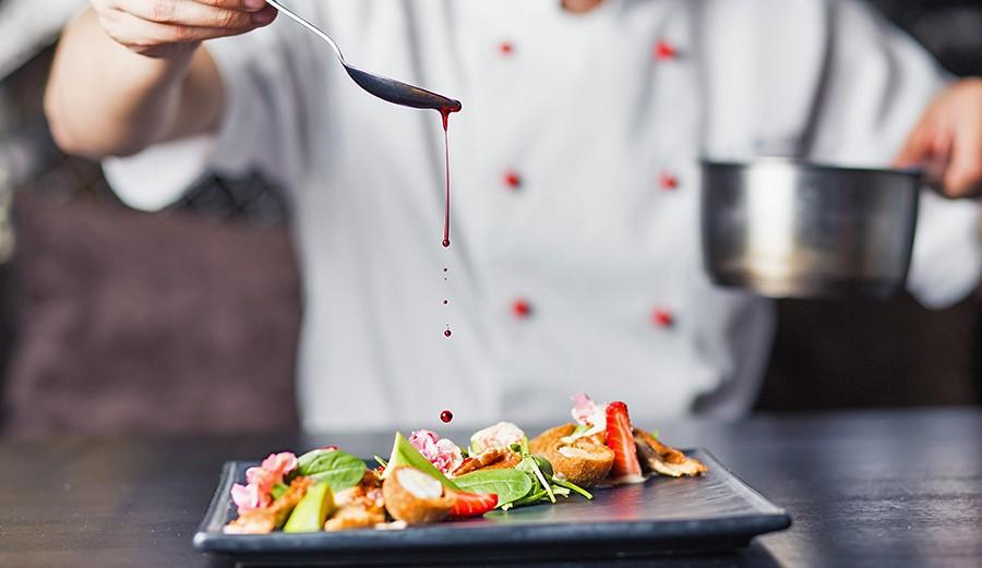 Michelin Star Top Chef