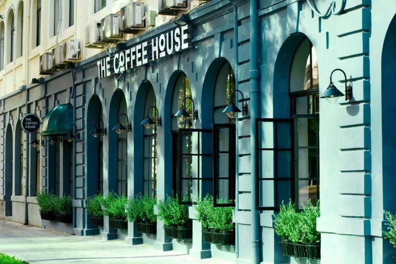 Thuong Hieu Ca Phe The Cofffee House
