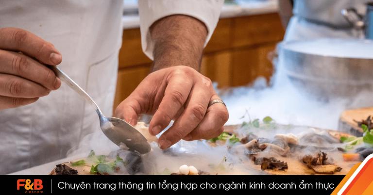 Những công cụ không thế thiếu của đầu bếp