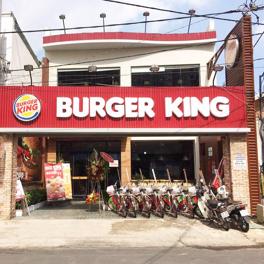burger Whopper của Burger King được bình chọn là món ăn được yêu thích nhất ở Mỹ