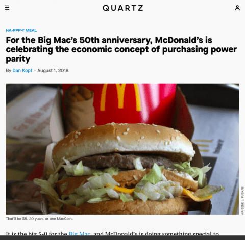 """Big Mac 50: Một MacCoin trị giá 50 """"năm"""" Big Mac FnB Việt Nam"""
