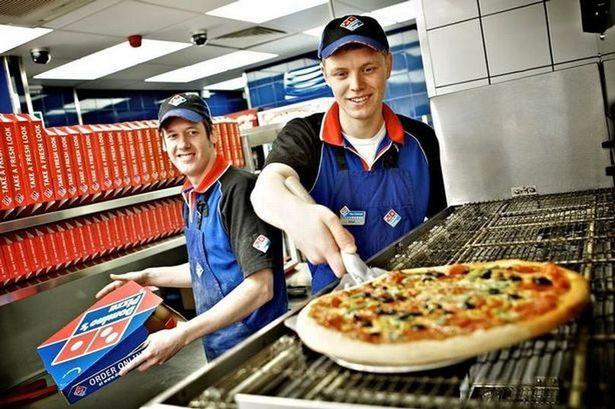 Domino Pizza 15791645837431389661461