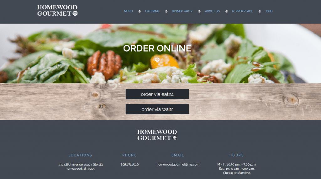 Homewood Gourmet Ordering Options 1024x573