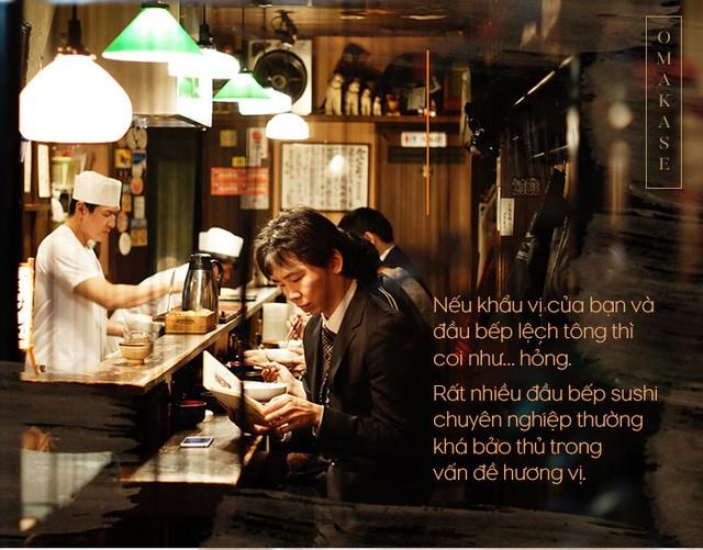 Nghịch lý ở Nhật: nhà hàng càng ngon thì đầu bếp mới là thượng đế chứ không phải khách hàng FnB Việt Nam