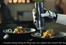 Photo of Robot, trí tuệ nhân tạo và chế độ ăn DNA có thể phá vỡ ngành công nghiệp nhà hàng vào năm 2030