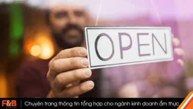 Photo of Lưu ý khi nhà hàng/quán ăn mở cửa kinh doanh trở lại sau dịch