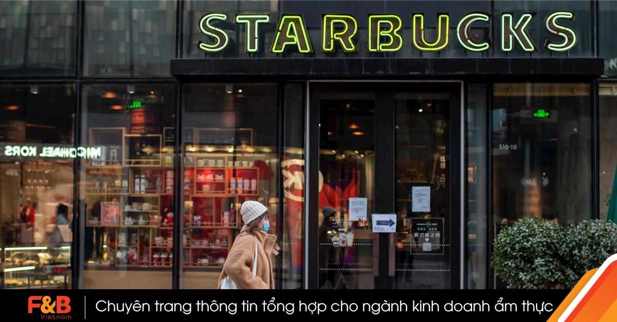 Photo of Starbucks xin giảm tiền thuê mặt bằng đến hết Q2/2021