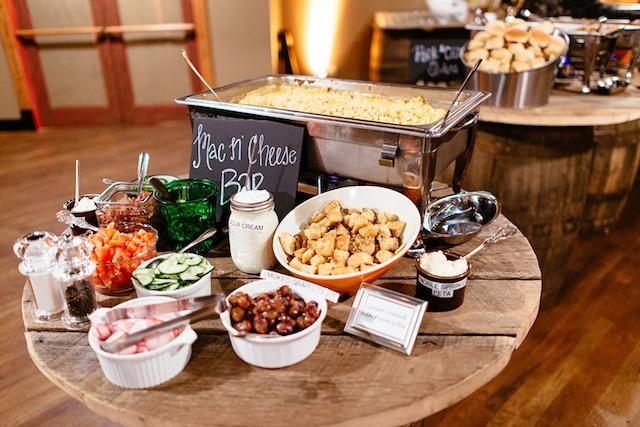 Mac N Cheese Bar