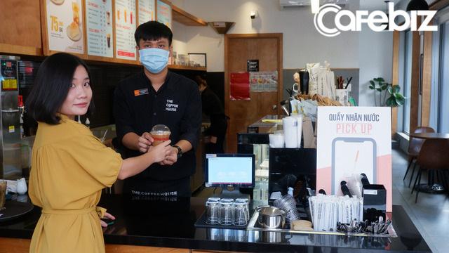 Công nghệ là trụ cột thứ hai tạo nên 50% sức mạnh của The Coffee House? FnB Việt Nam