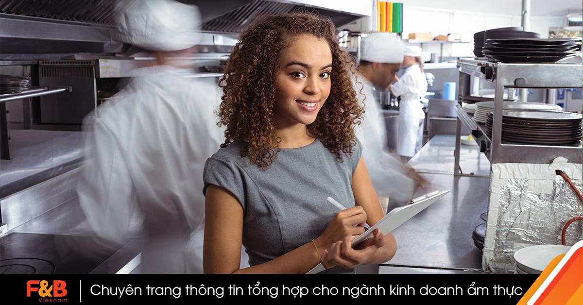 Photo of Chân dung 1 quản lý nhà hàng/quán ăn