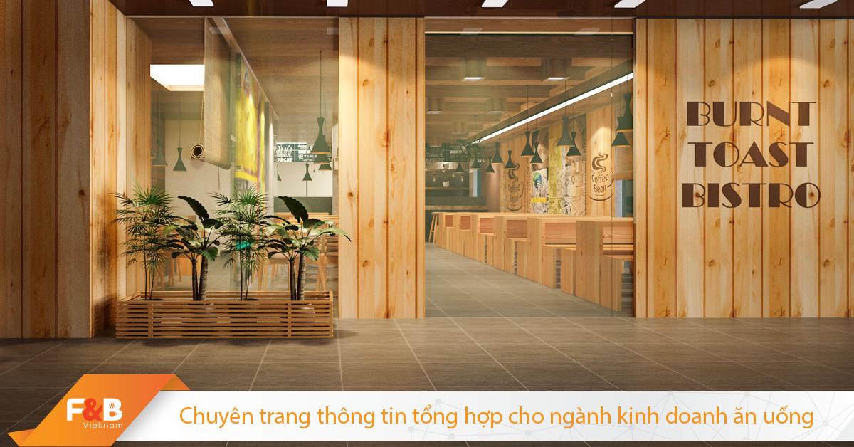 Tối ưu hóa không gian nhà hàng/ quán ăn nhỏ FnB Việt Nam