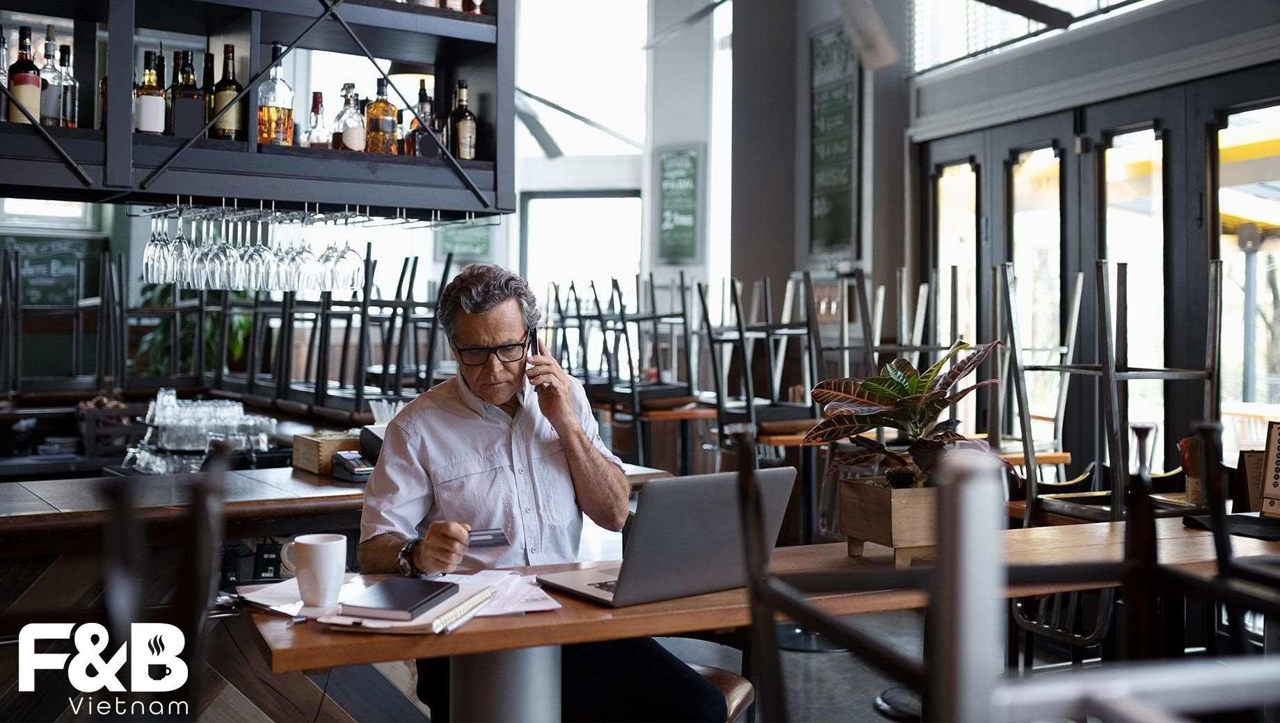Tăng doanh thu nhà hàng quán ăn