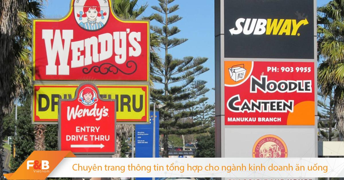 Điểm danh những chuỗi nhà hàng ăn nhanh lớn nhất thế giới FnB Việt Nam