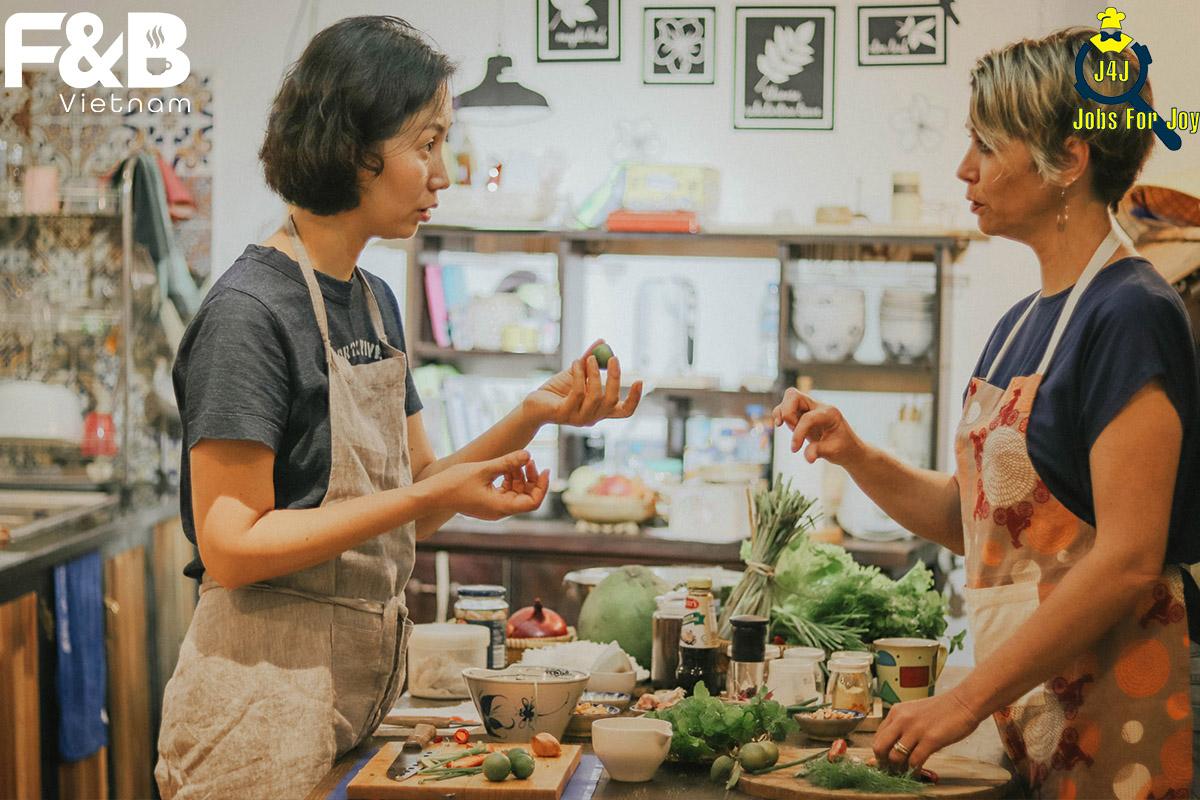 Khám phá những chòm sao nấu ăn giỏi nhất FnB Việt Nam