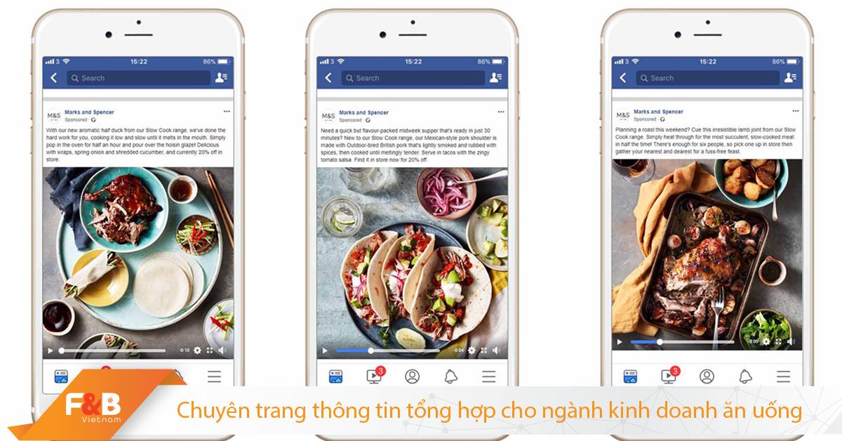 Photo of Hướng dẫn tự tạo quảng cáo Facebook cho kinh doanh ăn uống