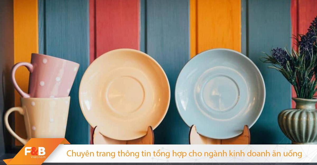 Ứng dụng màu sắc trong Marketing nhà hàng FnB Việt Nam