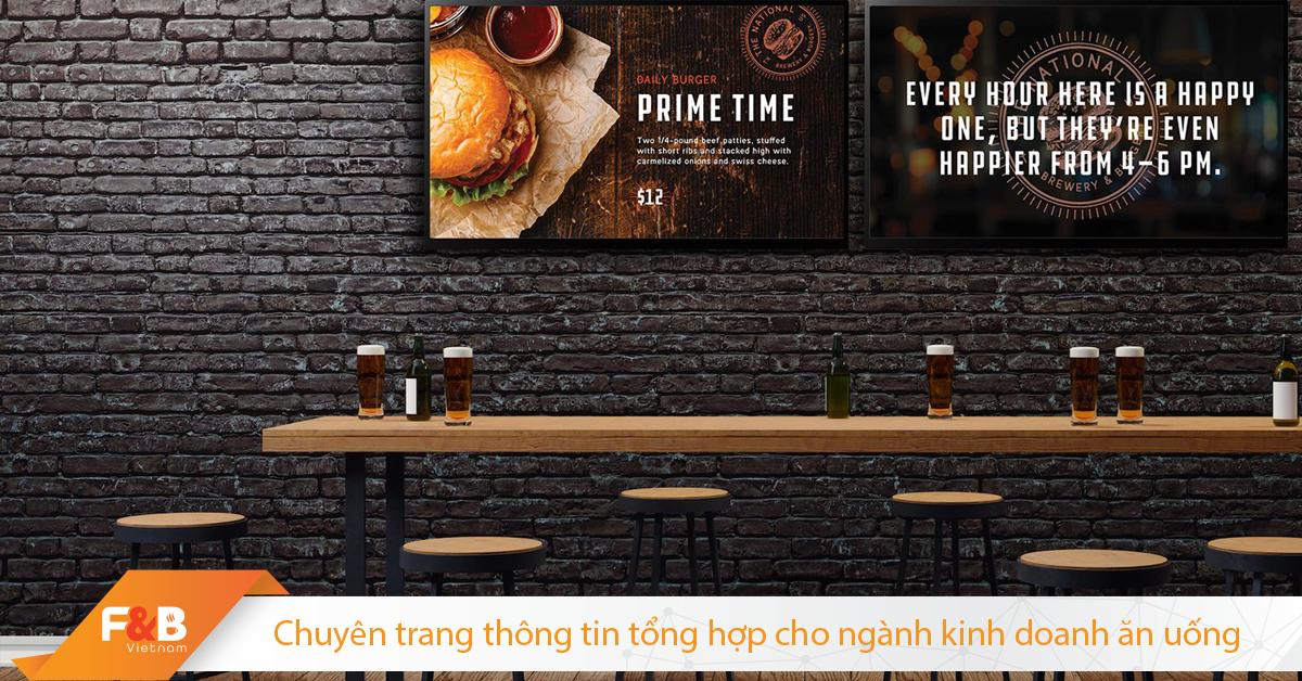Quán của bạn đã có menu điện tử chưa, và đây là 09 lý do nên sắm ngay FnB Việt Nam