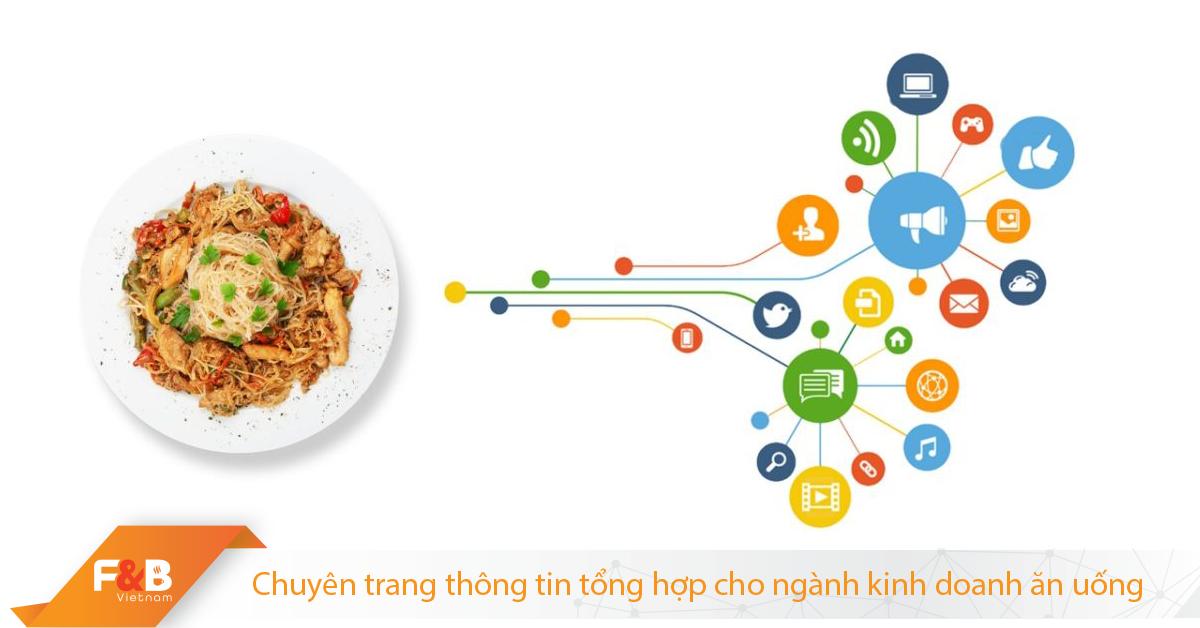 Đã đến lúc nhà hàng/ quán ăn nào cũng cần làm Digital Marketing FnB Việt Nam
