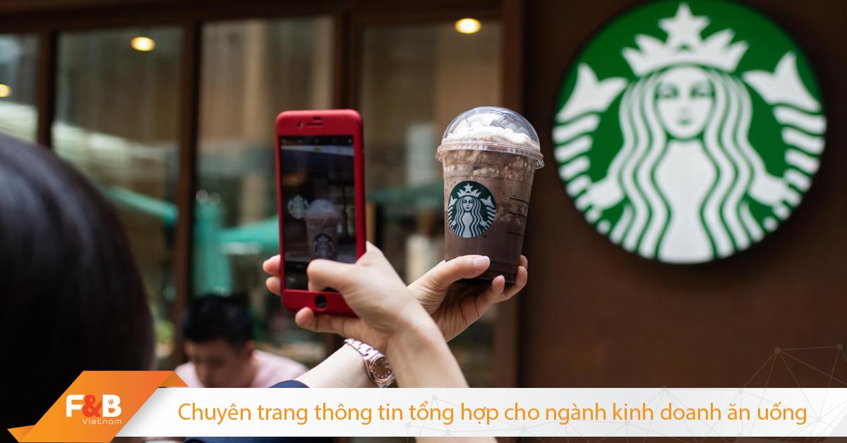 """5 Yếu tố làm nên """"trải nghiệm khách hàng"""" tuyệt vời của Starbucks FnB Việt Nam"""