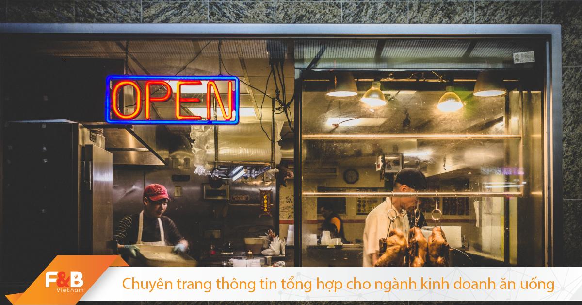 """Làm gì khi doanh thu""""Tăng trưởng nóng"""" FnB Việt Nam"""