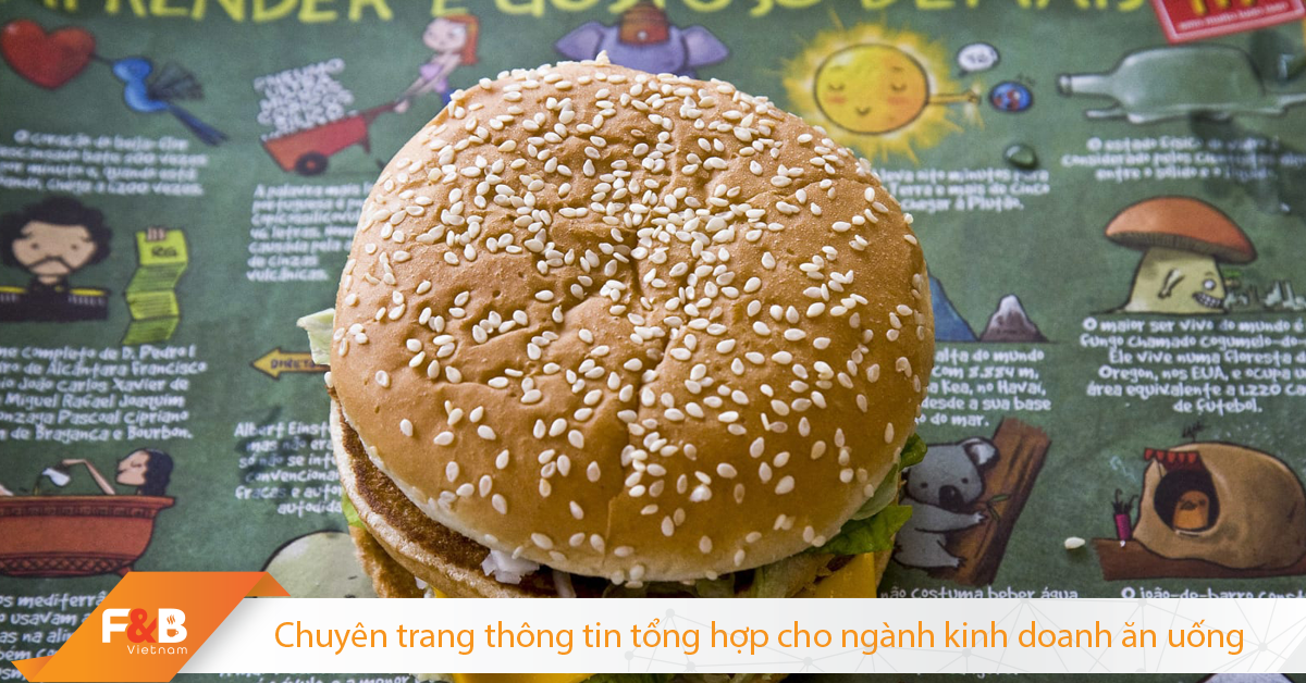 19 Chuỗi nhà hàng thức ăn nhanh đắt giá nhất hành tinh FnB Việt Nam