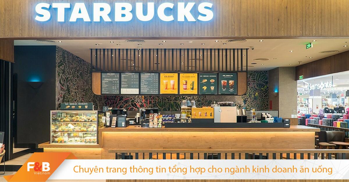 Covid-19 khiến Starbucks chú trọng nguồn khách nội nhiều hơn, đặt cửa hàng tại các quận mới thay vì co cụm quận trung tâm FnB Việt Nam
