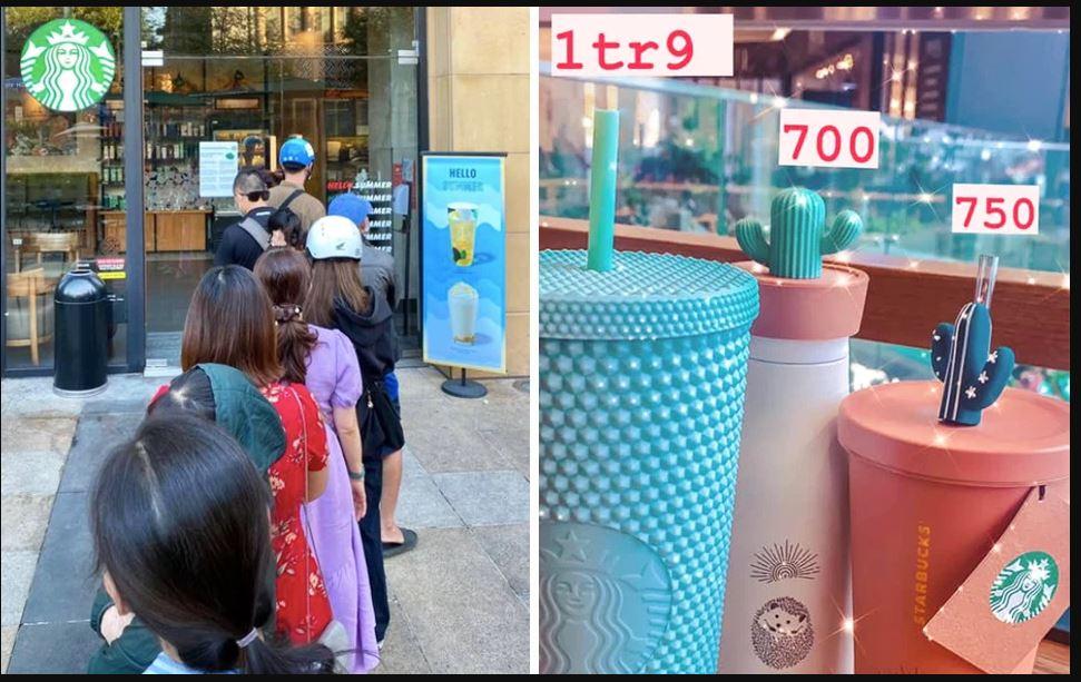 Nghệ thuật 'thao túng tâm lý người tiêu dùng' lý giải vì sao 1 chiếc ly Starbucks có thể được bán với giá 20 triệu đồng FnB Việt Nam