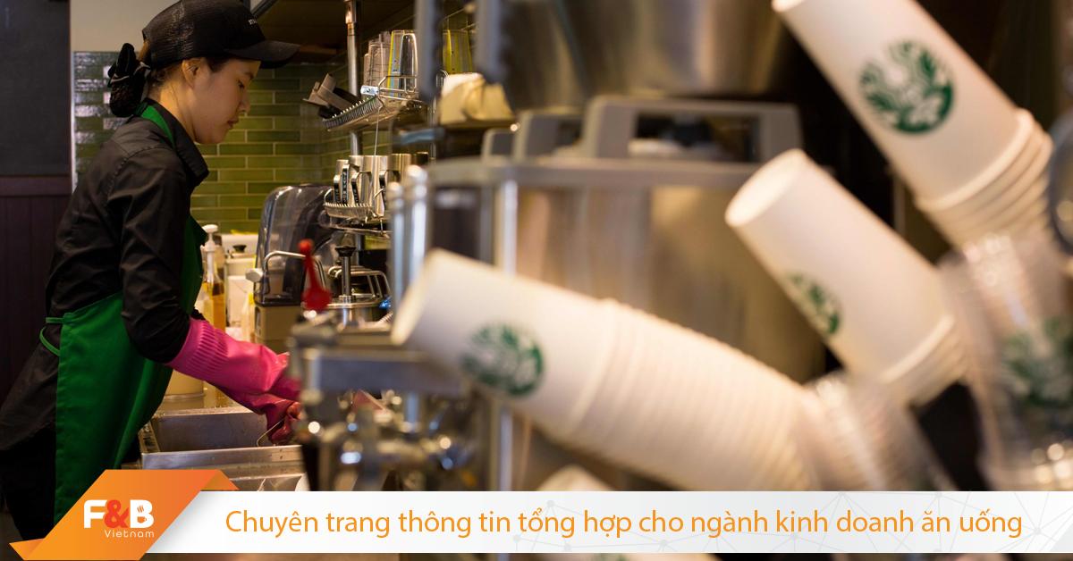 Starbucks sắp bỏ loại cốc giấy dùng một lần FnB Việt Nam
