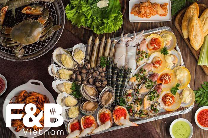 Mở nhà hàng hải sản cần bao nhiêu vốn